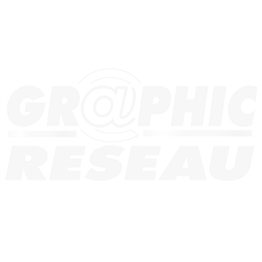 Cartouche (PFI302BK) pour Canon IPF 8100/9100 Noir - 330ml 