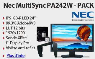 Pack NEC PA242
