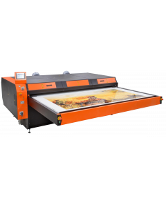 Presse SEFA Sublimax 2513, 255 x 130 cm