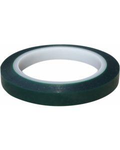Scotch Vert pour Transfert Haute Température 12mm x 33 m
