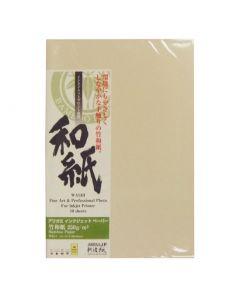 Papier Awagami Bamboo 250g, A2 10 feuilles