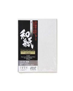 Papier Awagami Premio Unryu 165g, 10x15cm 10 feuilles