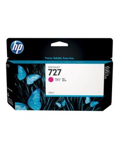 HP DJet T1500/T2500/T920 cartouche Magenta - 130ml - HP727
