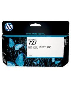 HP DJet T1500/T2500/T920 cartouche Noir Photo - 130ml - HP727