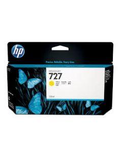 HP DJet T1500/T2500/T920 cartouche Yellow - 130ml - HP727