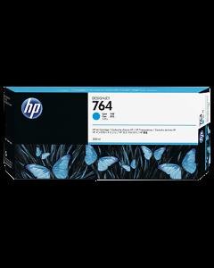 Cartouche HP 764 pour DJet T3500 Cyan 300ml