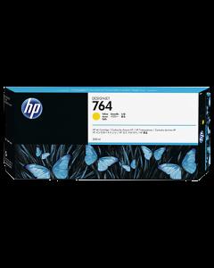 Cartouche HP 764 pour DJet T3500 Jaune 300ml