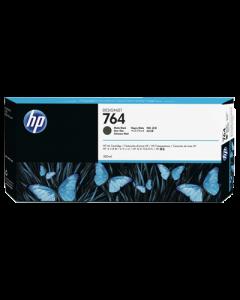Cartouche HP 764 pour DJet T3500 Noir Mat 300ml