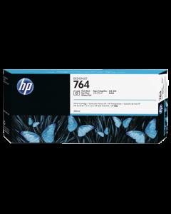 Cartouche HP 764 pour DJet T3500 Noir Photo 300ml