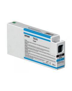 Cartouche d'encre T824 Epson HDX/HD Cyan 350ml (C13T824200)