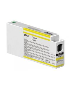 Cartouche d'encre T824 Epson HDX/HD Jaune 350ml (C13T824400)