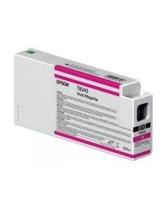 Cartouche d'encre T824 Epson HDX/HD Magenta 350ml (C13T824300)