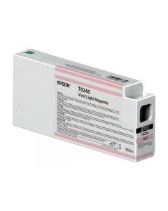 Cartouche d'encre T824 Epson HDX/HD Magenta Clair 350ml (C13T824600)