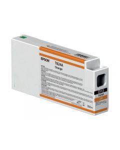 Cartouche d'encre T824 Epson HDX/HD Orange 350ml (C13T824A00)