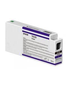Cartouche d'encre T824 Epson HDX/HD Violet 350ml (C13T824D00)
