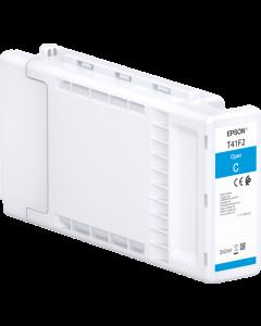 Encre Epson UC pour SC- T3400 / T5400 (C13T41F240) - 350ml : Cyan