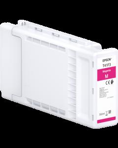 Encre Epson UC pour SC- T3400 / T5400 (C13T41F340) - 350ml : Magenta