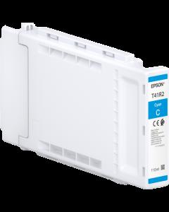 Encre Epson UC pour SC- T3400 / T5400 (C13T41R240) - 110ml : Cyan