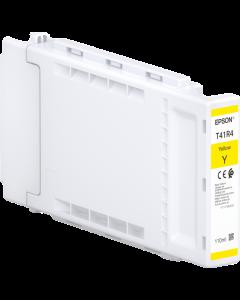 Encre Epson UC pour SC- T3400 / T5400 (C13T41R440) - 110ml : Jaune
