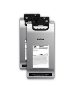 Encre Epson UltraChrome RS pour SC-R5000L - 2 poches x1,5L : Liquide de maintenance (C13T45U800)