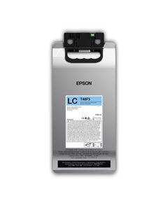 Encre Epson UltraChrome RS pour SC-R5000 - 1 poche x1,5L : Cyan clair (C13T48F500)