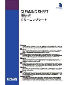 Feuille de nettoyage pour EPSON P10000/P20000