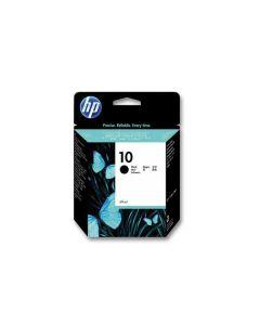 Cartouche C4844AE (n°10) pour HP DesignJet 70/100/500/110 : réservoir encre noir n°10 - 69ml