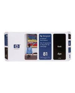 Tête d'impression & Tête de nettoyage C4950A (n°81) pour HP 5000/5500 : Noir