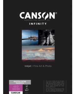 Papier Canson Photo Lustre Premium RC 310g, A2 25 feuilles