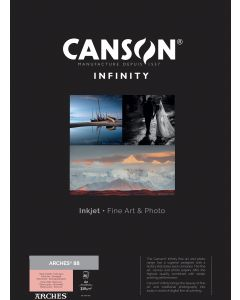 Papier CANSON INFINITY Arches® 88 310g A2 25 feuilles
