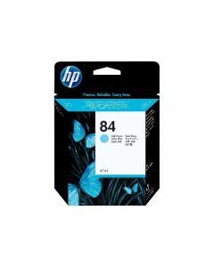 Cartouche C5017A (n°84) pour HP DesignJet 10/20/50 PS : Light Cyan - 69 ml
