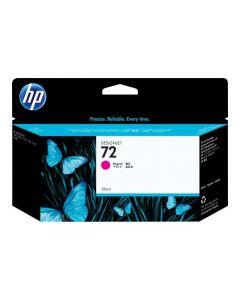 Cartouche C9372A (n°72) pour HP DesignJet T610/T1100 : Magenta - 130ml