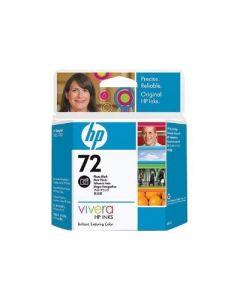 Cartouche C9397A (n°72) pour HP DesignJet T610/T1100 : Noir Photo - 69ml