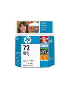Cartouche C9401A (n°72) pour HP DesignJet T610/T1100 : Gris - 69ml