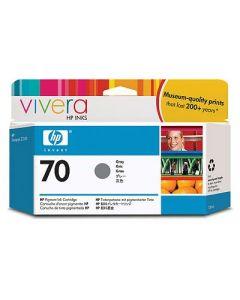 Cartouche C9450A (n°70) pour HP DesignJet Z3100/Z3200 : Vivera Gris - 130ml