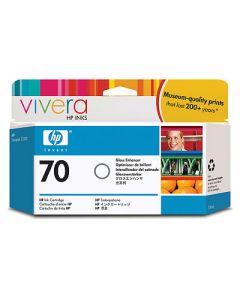 Cartouche C9459A (n°70) pour HP DesignJet Z3100/Z3200 : Optimiseur de brillance - 130ml