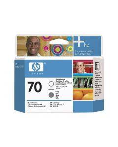Tête d'impression C9410A (n°70)  pour HP DesignJet Z3100/Z3200: Optimiseur de brillance & Gris