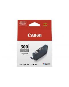 Cartouche d'encre Canon PFI-300C pour Pro-300 : Gris