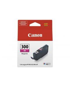 Cartouche d'encre Canon PFI-300C pour Pro-300 : Magenta