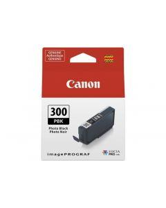 Cartouche d'encre Canon PFI-300C pour Pro-300 : Noir Photo