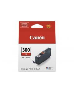 Cartouche d'encre Canon PFI-300C pour Pro-300 : Rouge