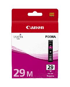 Cartouche d'encre Canon PGI-29M : Magenta - 36ml