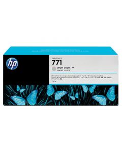 Cartouche CE044A (n°771) pour HP DesignJet Z6200 série : Light Gris - 775 ml