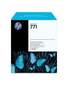 Cartouche de maintenance CH644A (n°771) pour HP DesignJet Z6200 série