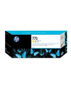 Cartouche CN630A (n°772) pour HP pour Z5200 Jaune- 300ml