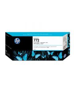 Cartouche CN633A (n°772) pour HP pour Z5200 Photo Black - 300ml