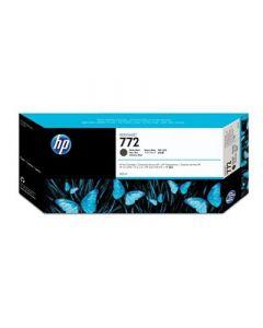Cartouche CN635A (n°772) pour HP pour Z5200 Matte Black - 300ml
