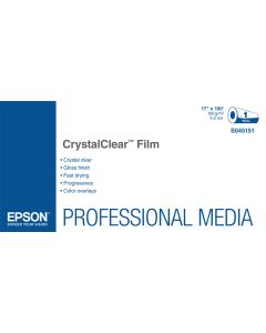 Film Epson Crystal Clear pour WT7900 - 610mm x 30.5m