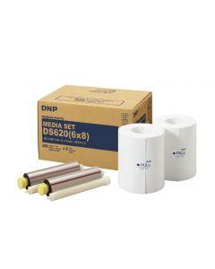 Kit Impression DNP DS620 format 15 x 20cm (6 x 8