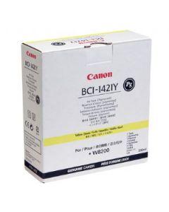Cartouche (BCI-1421Y) pour Canon W8200 : Jaune - 330 ml